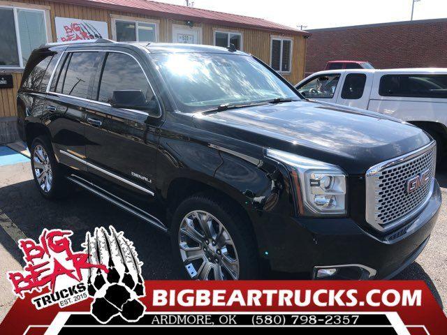 2015 GMC Yukon Denali   Ardmore, OK   Big Bear Trucks (Ardmore) in Ardmore OK