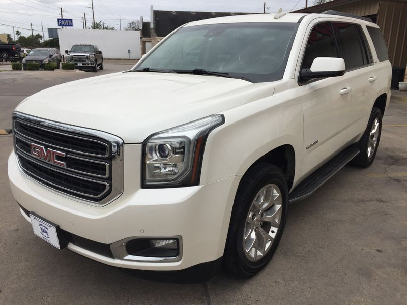 2015 GMC Yukon SLT  Brownsville TX  English Motors  in Brownsville, TX
