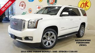 2015 GMC Yukon Denali SUNROOF,NAV,REAR DVD,HTD/COOL LTH,QUADS,... in Carrollton TX, 75006
