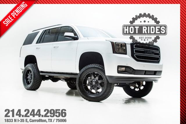 2015 GMC Yukon Lifted With Many Upgrades