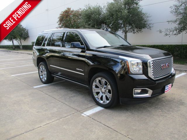 2015 GMC Yukon Denali 4X4 in Plano, Texas 75074