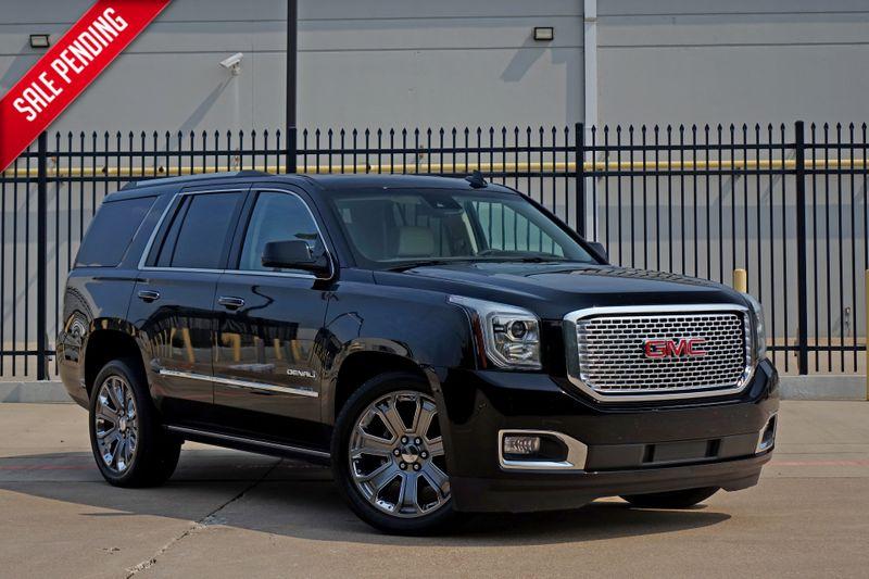 2015 GMC Yukon Denali Nav*BU Cam*4x4*-   Plano, TX   Carrick's Autos in Plano TX