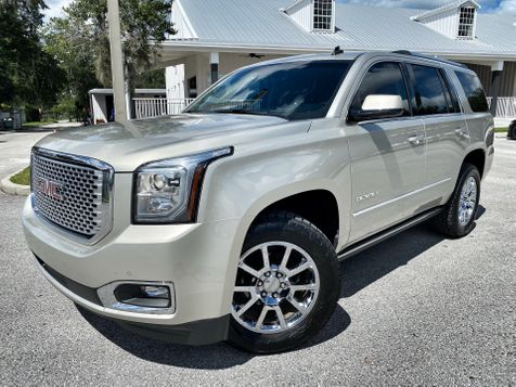 2015 GMC Yukon Denali PREMIUM REAR ENT POWER STEPS JUST SERVICED in Plant City, Florida