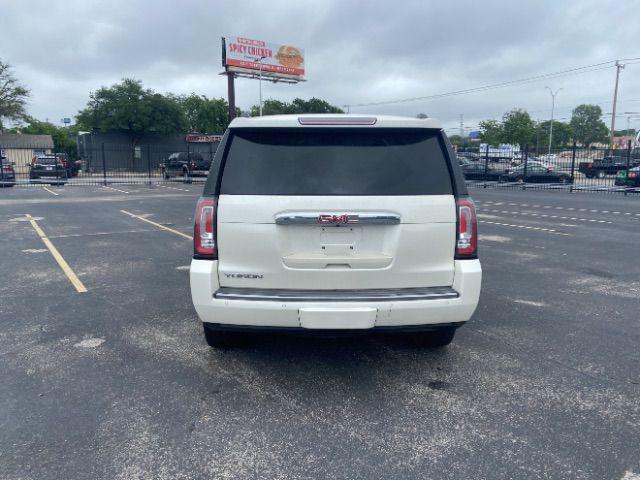 2015 GMC Yukon Denali 4WD in San Antonio, TX 78233