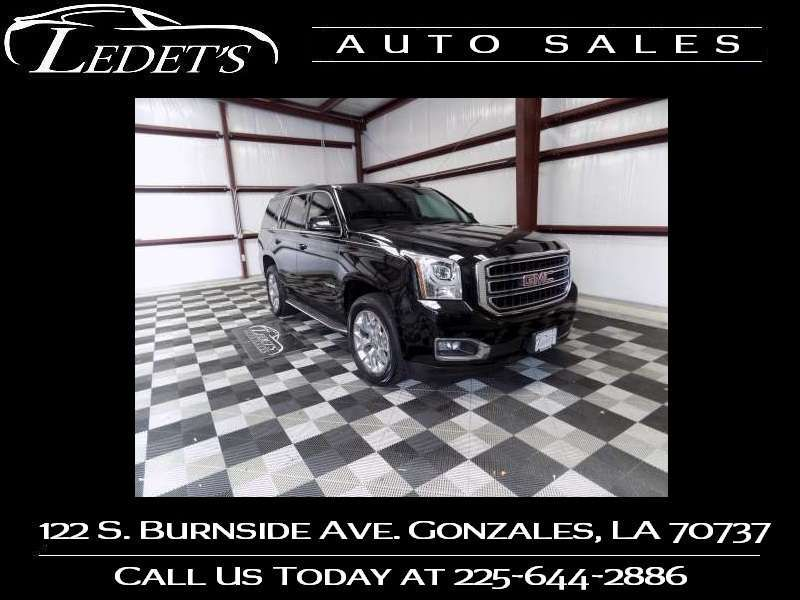 2015 GMC Yukon SLT - Ledet's Auto Sales Gonzales_state_zip in Gonzales Louisiana