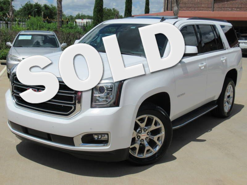 2015 GMC Yukon SLT 4WD | Houston, TX | American Auto Centers in Houston TX