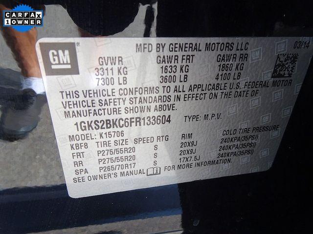 2015 GMC Yukon SLT Madison, NC 59