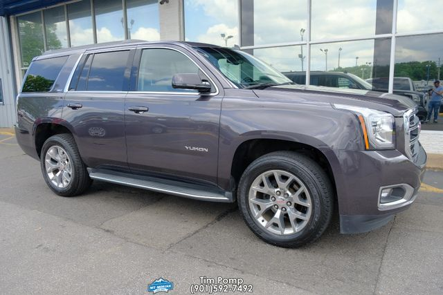 2015 GMC Yukon SLT W/ SUNROOF LEATHER REAR DVD