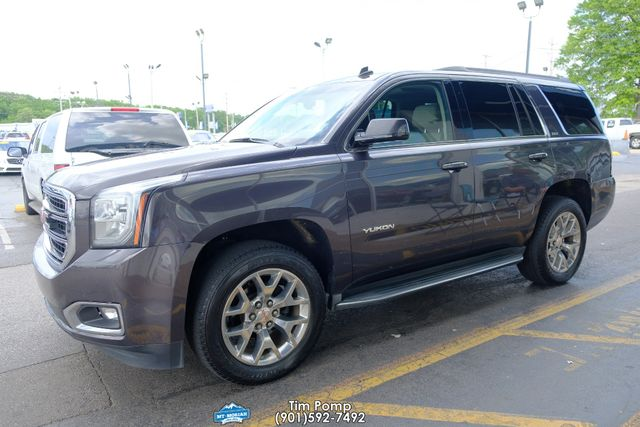 2015 GMC Yukon SLT W/ SUNROOF LEATHER REAR DVD in Memphis, Tennessee 38115