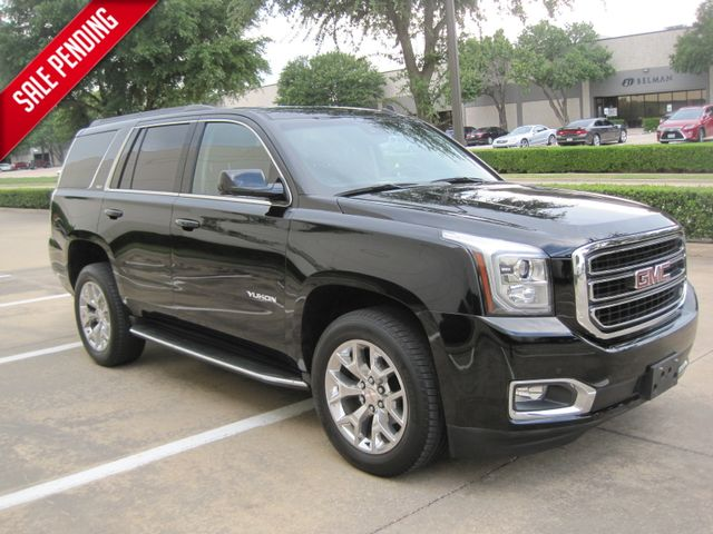 2015 GMC Yukon SLT, Nav, Roof, DVD, Like New, 1 Owner