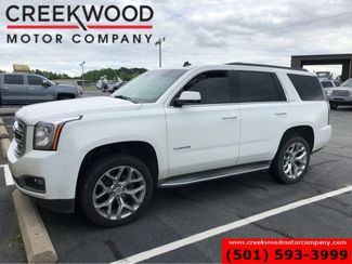 2015 GMC Yukon SLT 2WD White Chrome 22s Leather Nav Tv Dvd CLEAN in Searcy, AR 72143