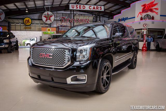 2015 GMC Yukon XL Denali in Addison Texas, 75001