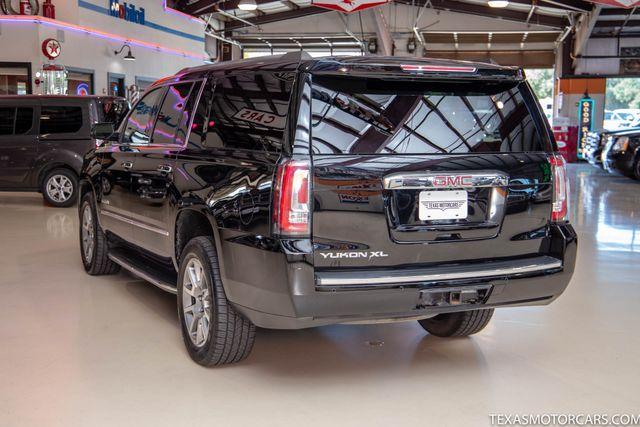 2015 GMC Yukon XL 4x4 Denali in Addison, Texas 75001