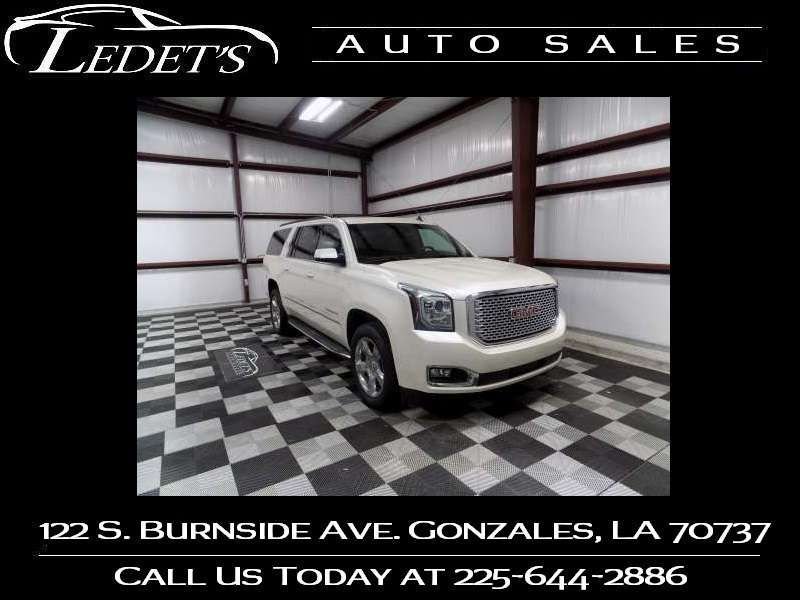 2015 GMC Yukon XL SLT - Ledet's Auto Sales Gonzales_state_zip in Gonzales Louisiana