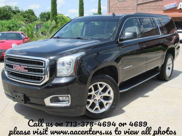 2015 GMC Yukon XL SLE   Houston, TX   American Auto Centers in Houston TX