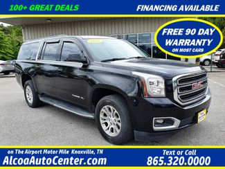 2015 GMC Yukon XL SLT 4WD Leather/Sunroof/Navigation/Dual DVD/Bose in Louisville, TN 37777