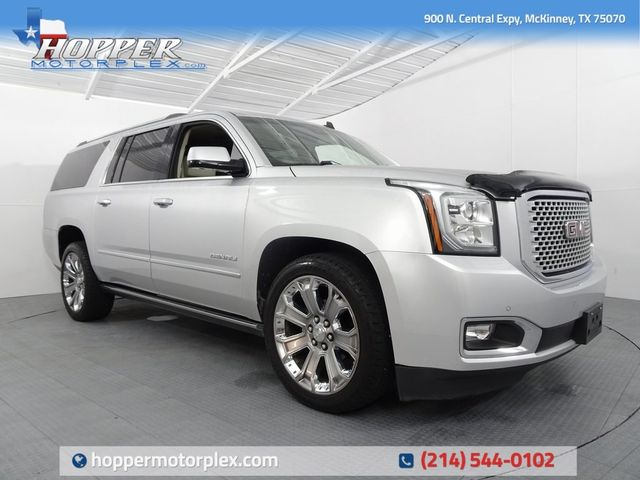 2015 GMC Yukon XL Denali in McKinney, Texas 75070