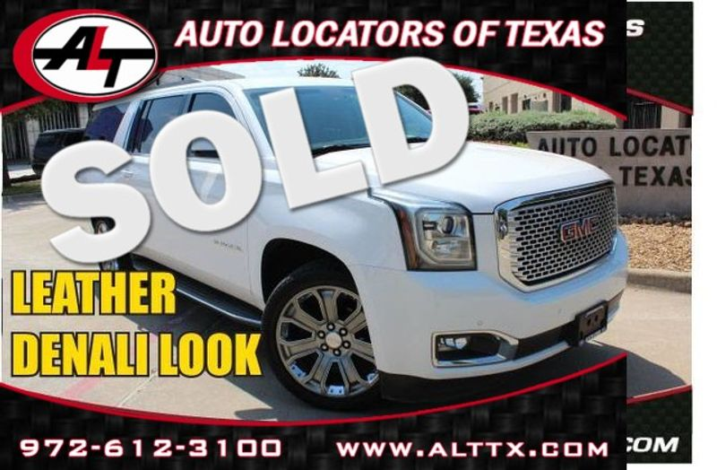 2015 GMC Yukon XL 1500 SLT | Plano, TX | Consign My Vehicle in Plano TX