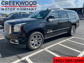 2015 GMC Yukon XL Denali 4x4 6.2 Nav Sunroof TV DVD Chrome 22s Black in Searcy, AR 72143