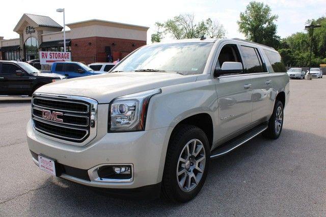 2015 GMC Yukon XL SLT St. Louis, Missouri 2