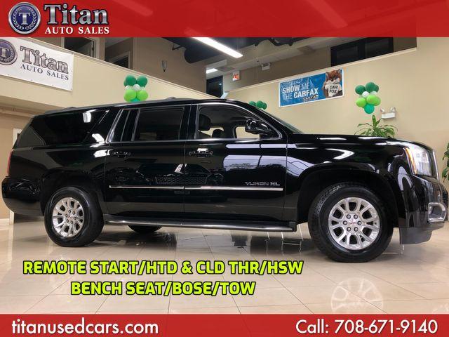 2015 GMC Yukon XL SLT