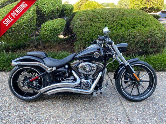 2015 Harley-Davidson Breakout in McKinney, TX 75070