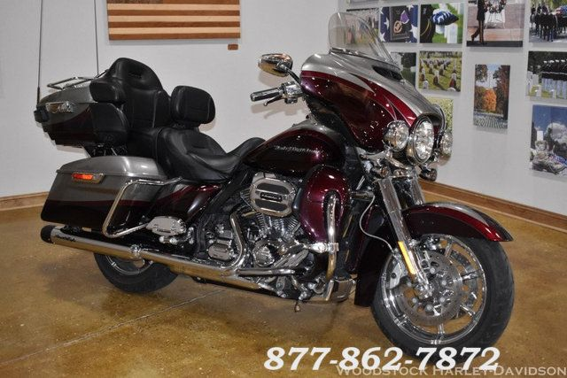 2015 Harley-Davidson CVO LIMITED FLHTKSE CVO LIMITED FLHTKSE