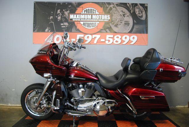 2015 Harley-Davidson CVO Road Glide Ultra FLTRUSE Jackson, Georgia 12