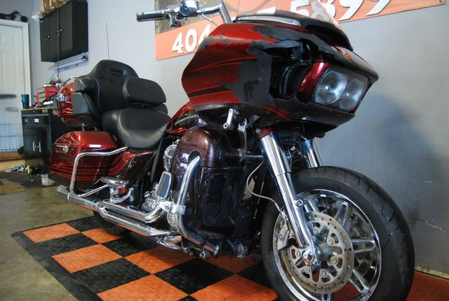 2015 Harley-Davidson CVO Road Glide Ultra FLTRUSE Jackson, Georgia 2