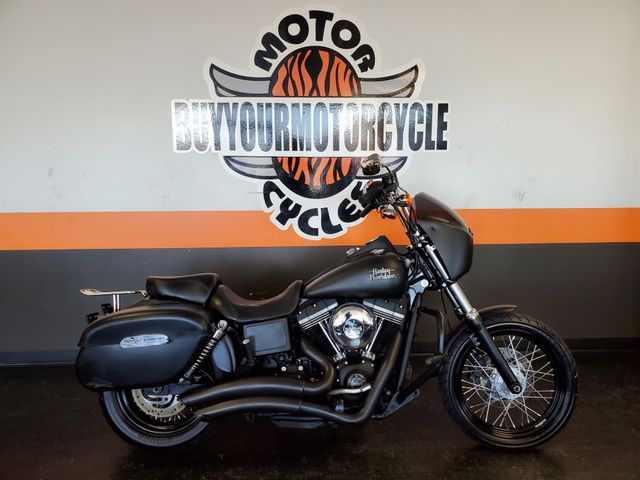 2015 Harley-Davidson Dyna® Street Bob® in Fort Worth , Texas 76111