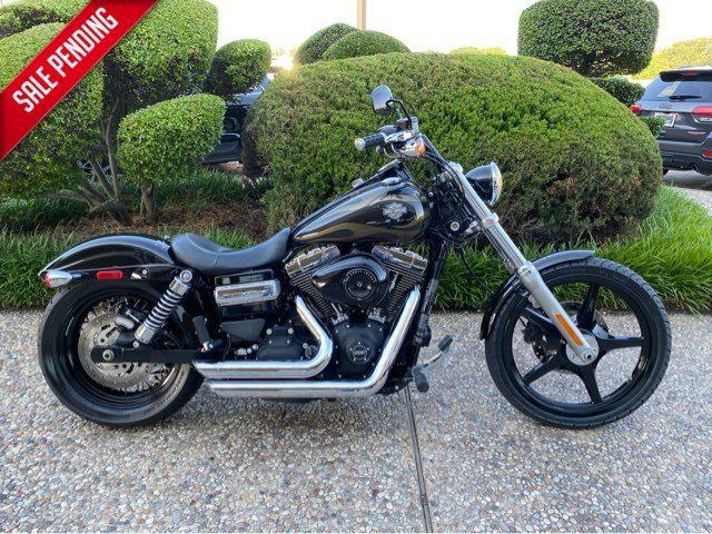 2015 Harley-Davidson Dyna® Wide Glide®