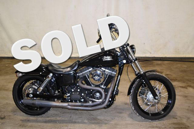 2015 Harley-Davidson Dyna® Street Bob® Ogden, UT