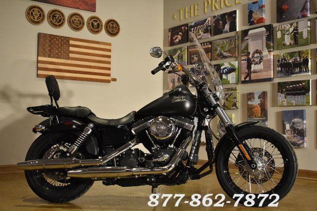 2015 Harley-Davidson DYNA STREET BOB FXDB STREET BOB FXDB