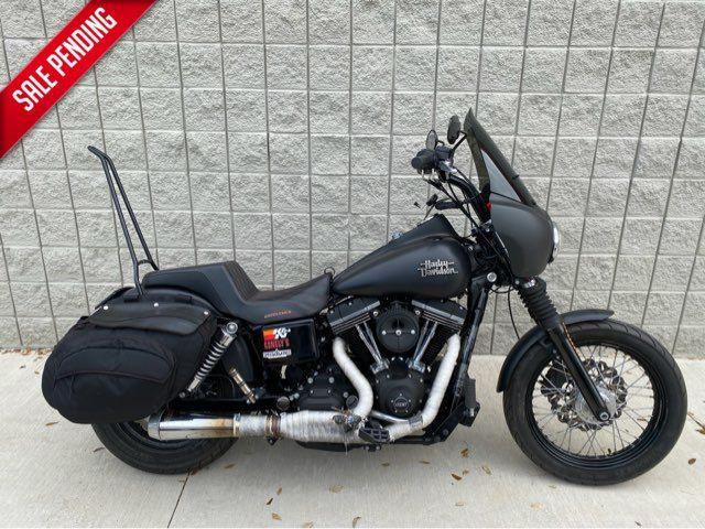 2015 Harley-Davidson Dyna Street Bob FXDB