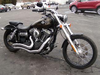 2015 Harley-Davidson Dyna Wide Glide FXDWG-103 in Ephrata, PA 17522