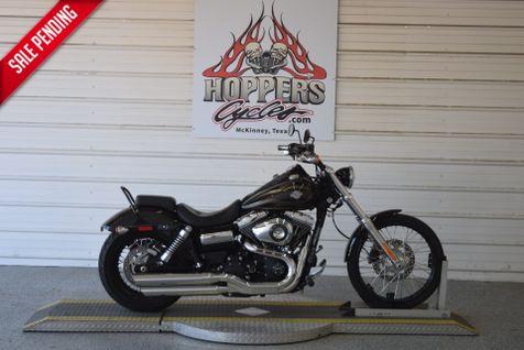 2015 Harley-Davidson Dyna Wide Glide  in , TX