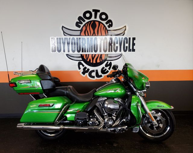 2015 Harley-Davidson Electra Glide® Ultra Limited in Arlington, Texas 76010