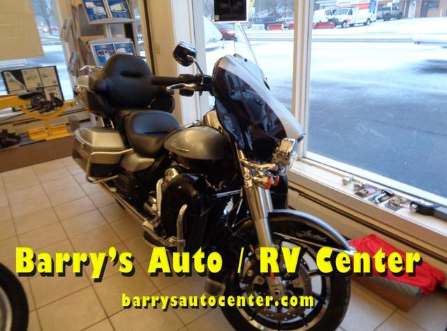2015 Harley-Davidson Electra Glide® Ultra Limited in Brockport, NY 14420