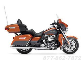 2015 Harley-Davidson ELECTRA GLIDE ULTRA CLASSIC FLHTCU ULTRA CLASSIC Chicago, Illinois