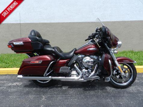 2015 Harley-Davidson Electra Glide Ultra Classic FLHTCU Ultra Classic **30 Day Warranty! in Hollywood, Florida