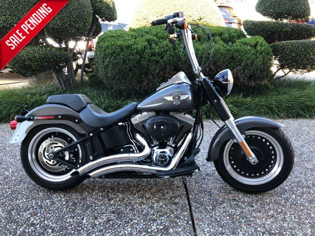 2015 Harley-Davidson Fat Boy Lo
