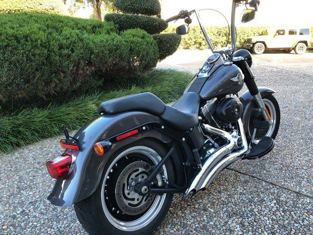 2015 Harley-Davidson Fat Boy Lo in McKinney, TX 75070