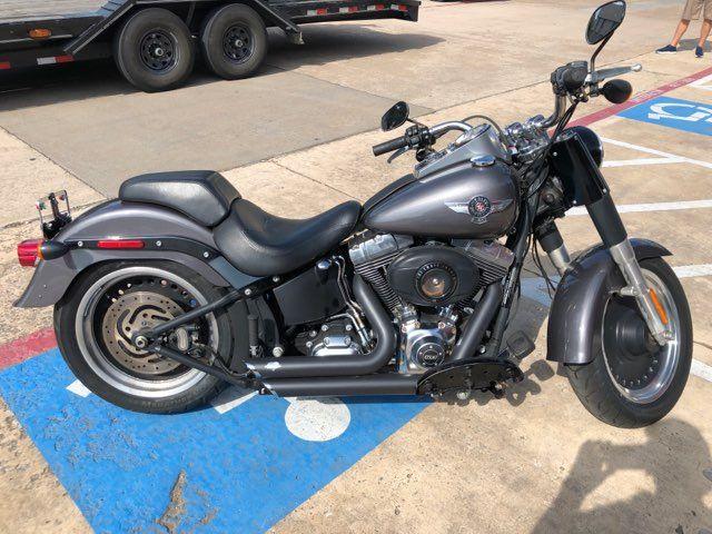 2015 Harley-Davidson Fat Boy Lo