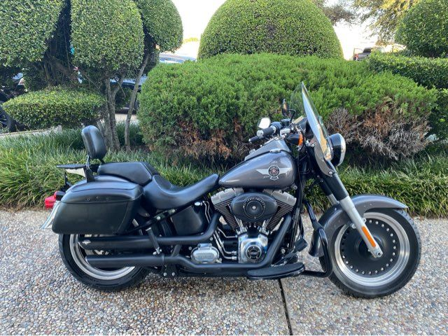 2015 Harley-Davidson Fat Boy Lo FLSTFB in McKinney, TX 75070