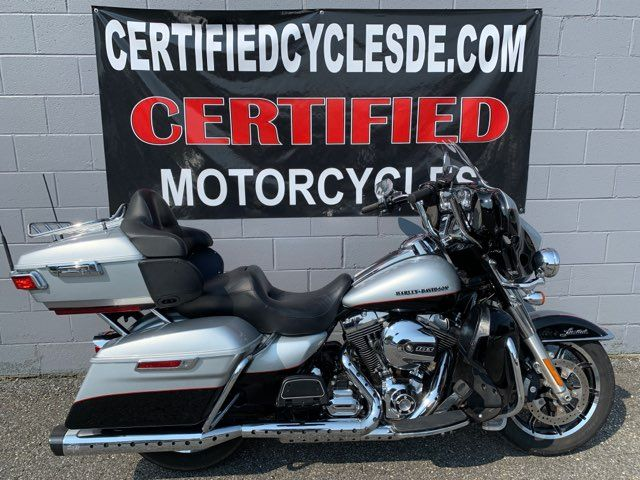 2015 Harley-Davidson FLHTK Ultra Limited