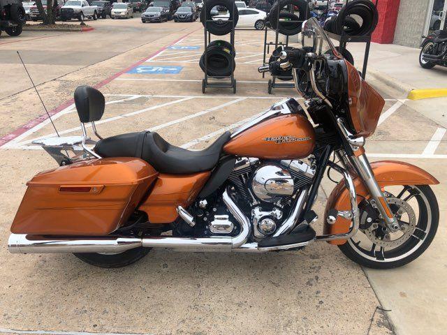 2015 Harley-Davidson FLHXS Street Glide Special