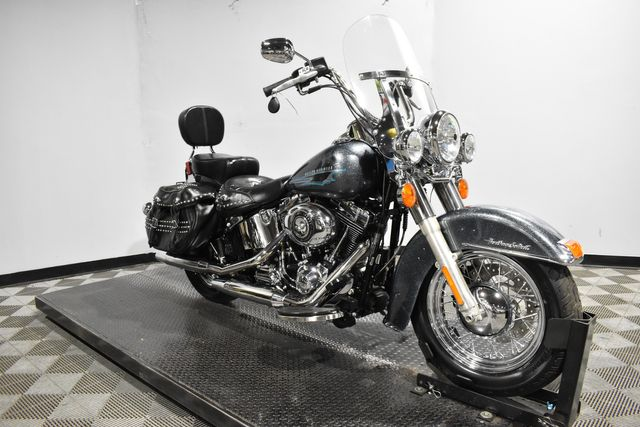 2015 Harley-Davidson FLSTC - Heritage Softail® Classic