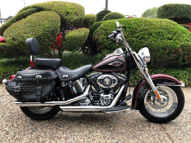 2015 Harley-Davidson FLSTC Heritage Softail Classic