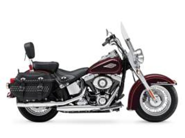 2015 Harley-Davidson® FLSTC - Heritage Softail® Classic