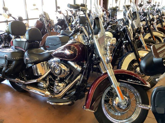 2015 Harley-Davidson FLSTC Heritage Softail   - John Gibson Auto Sales Hot Springs in Hot Springs Arkansas